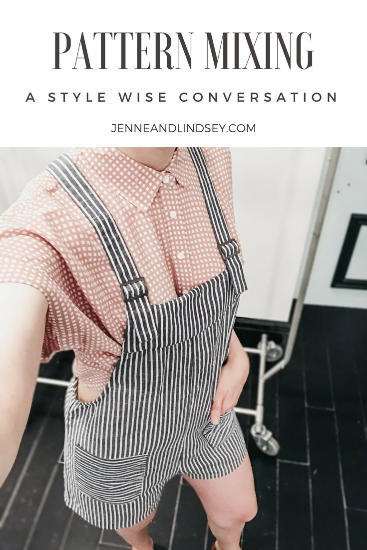 STYLE WISE | QUESTION OF THE WEEK What is your stance on Pattern Mixing? Can it be done?