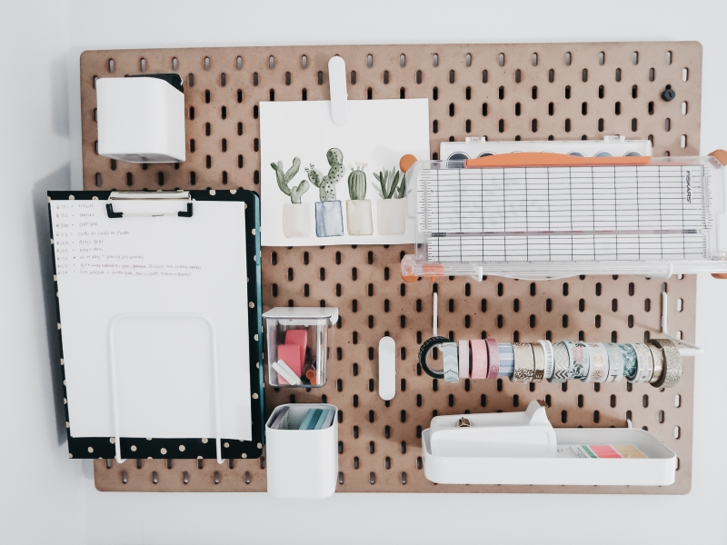 Office Organization + Storage 1