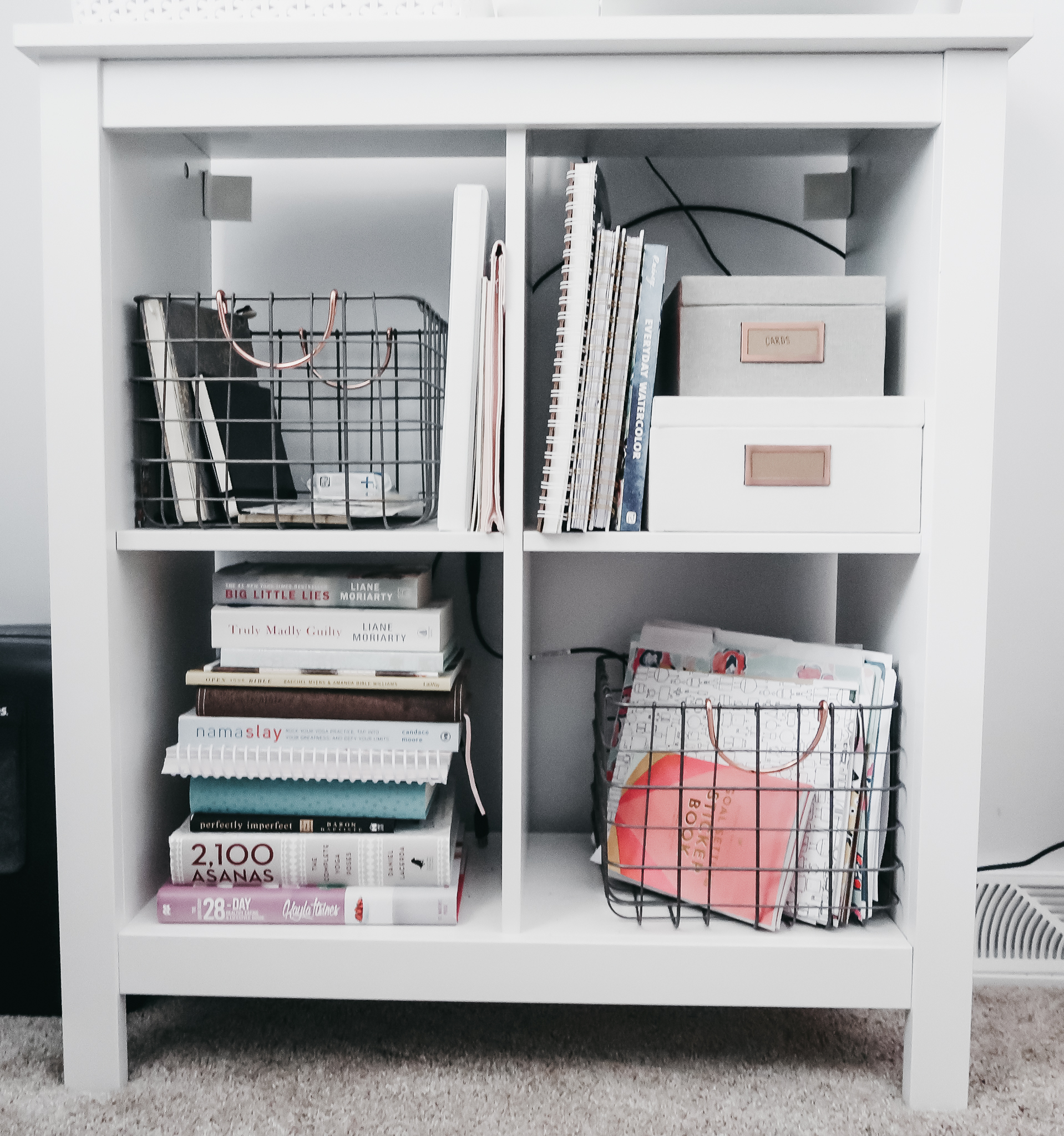 Office Organization + Storage 3