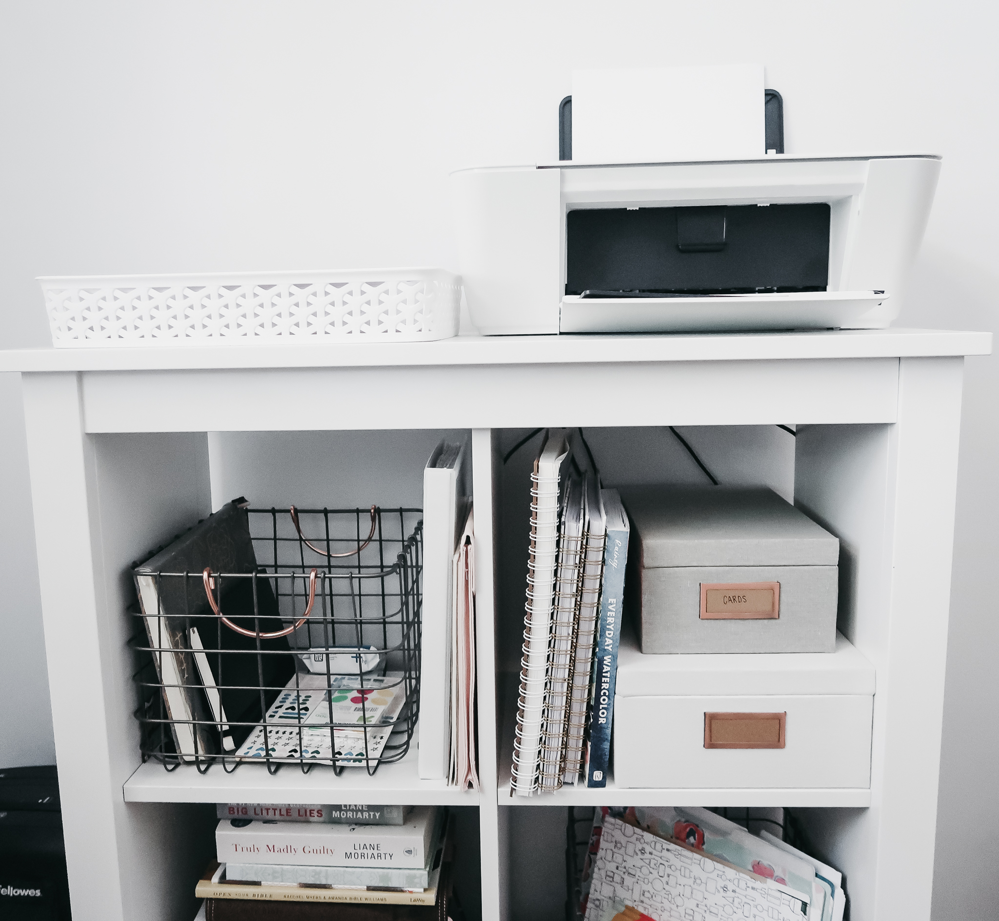 Office Organization + Storage 5