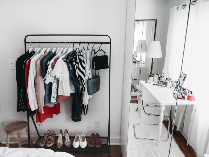 5 Reasons We Are Loving Garment Racks 4