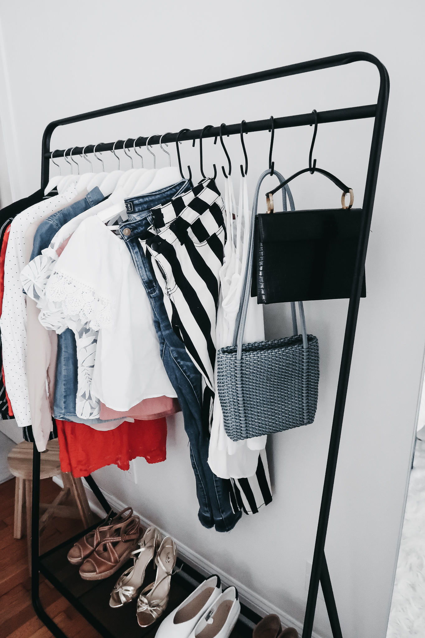 5 Reasons We Are Loving Garment Racks 8