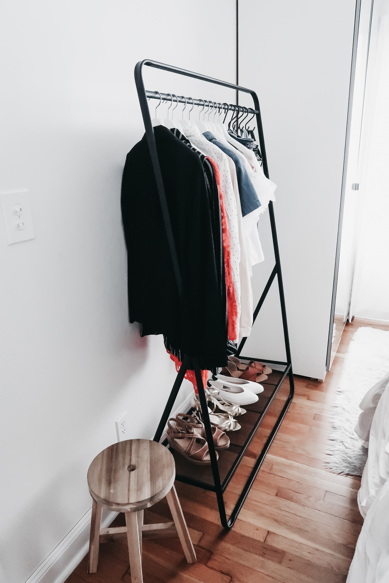 5 Reasons We Are Loving Garment Racks