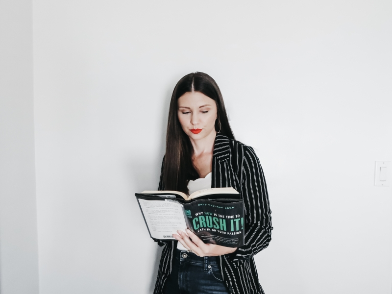 Crush It! and Crushing It Book Review 1