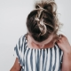 The Practically Effortless Ponytail 3