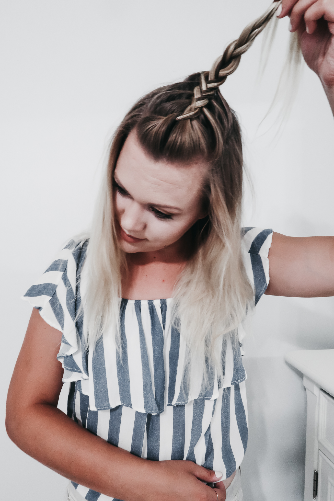 The Practically Effortless Ponytail 5