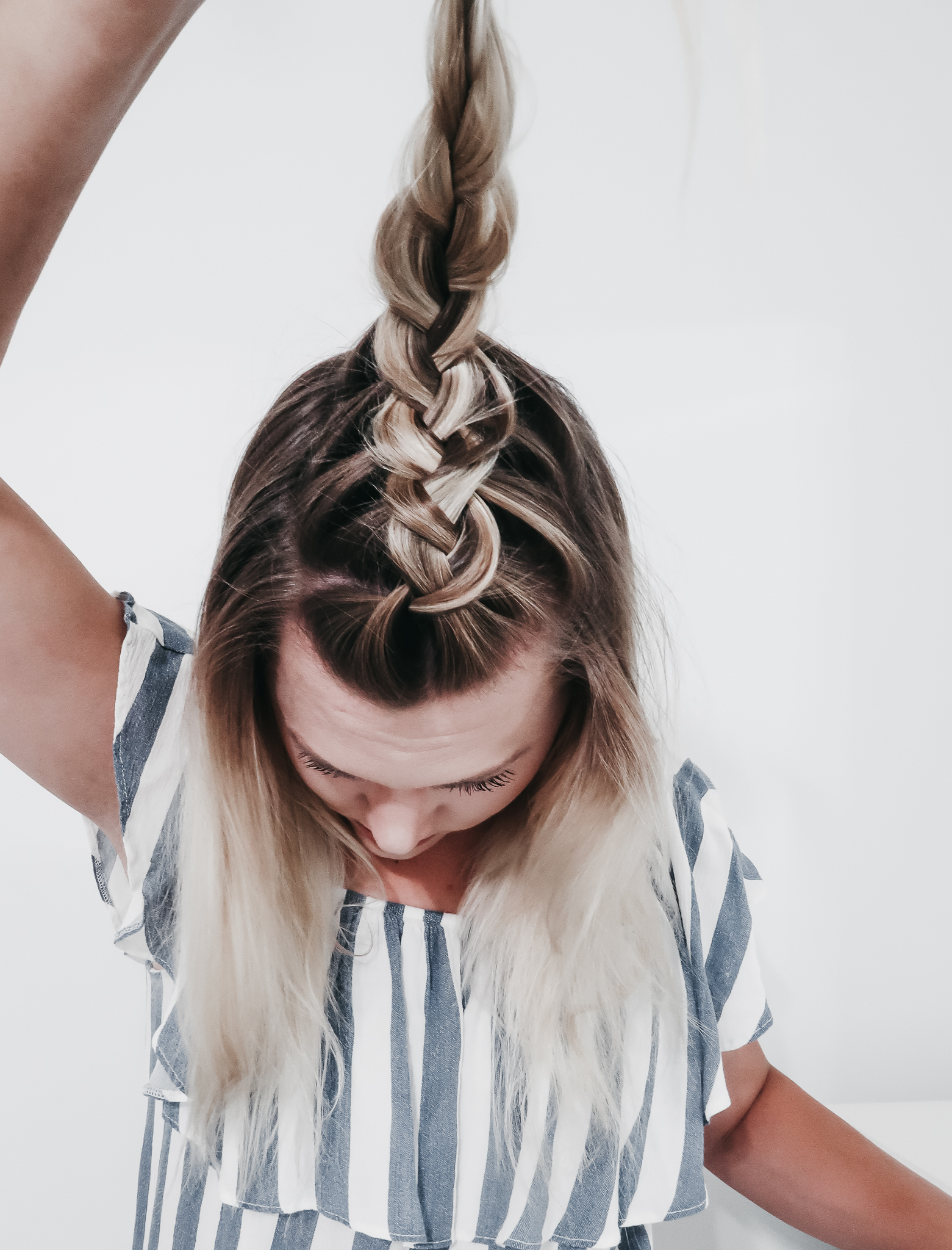 The Practically Effortless Ponytail