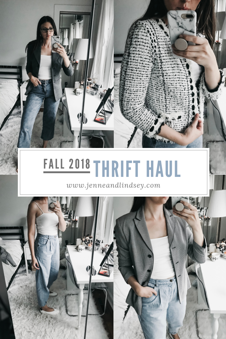 The Thrift Store is where it's at! Not convinced?! Check out our recent Thrift Haul!