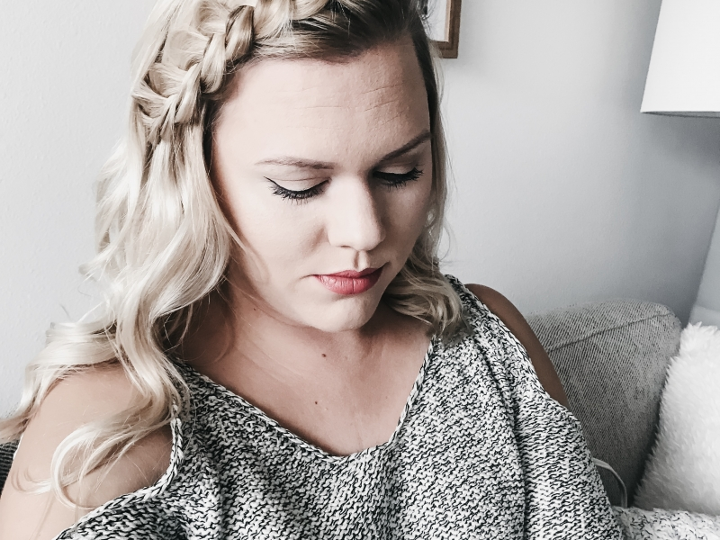 Tips For a Full Braid With Fine Hair 3