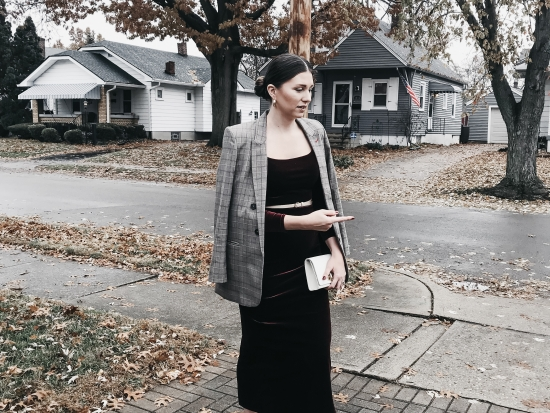 Casual and Glam Thanksgiving Looks 3