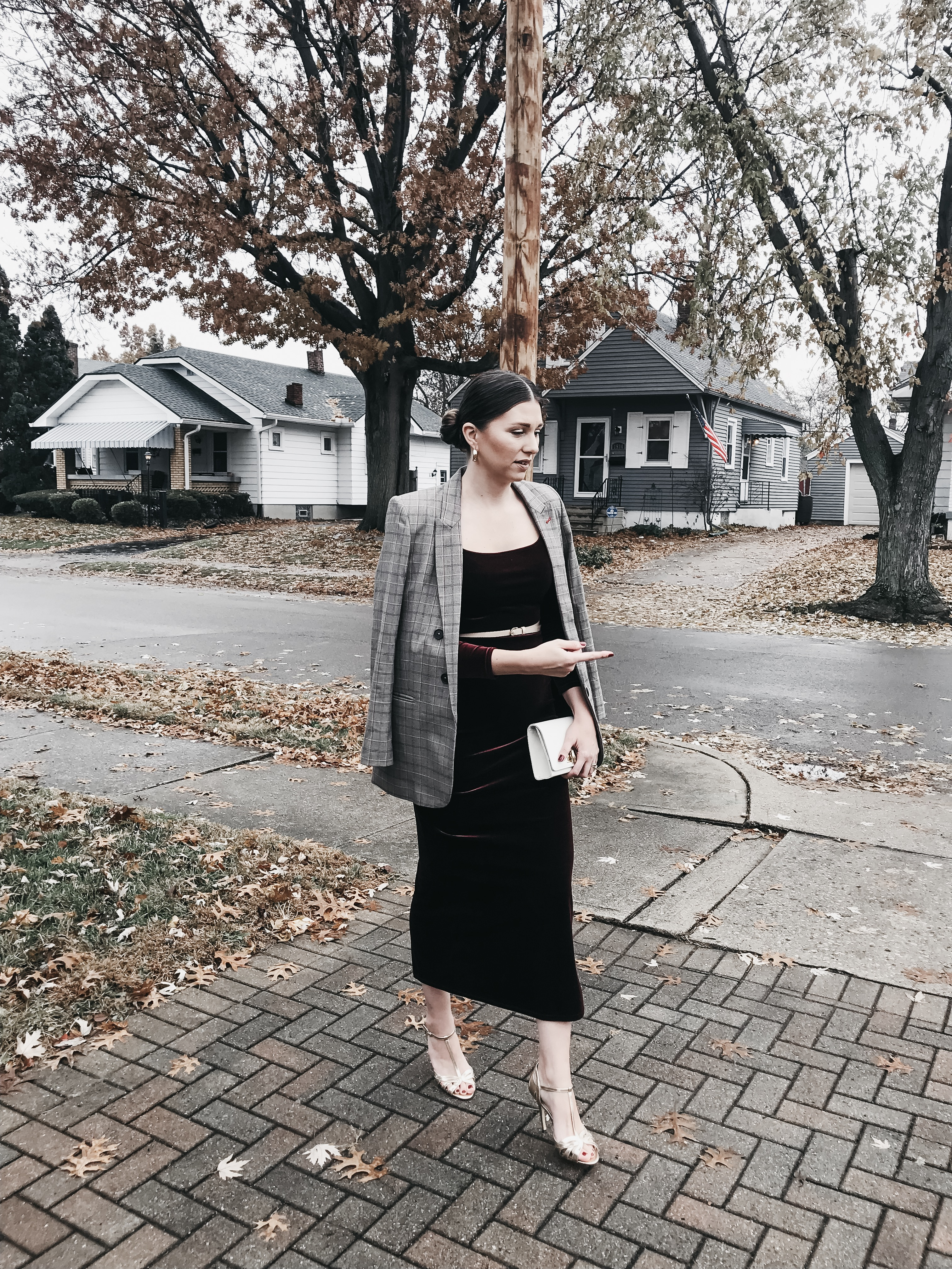 Casual and Glam Thanksgiving Looks 10