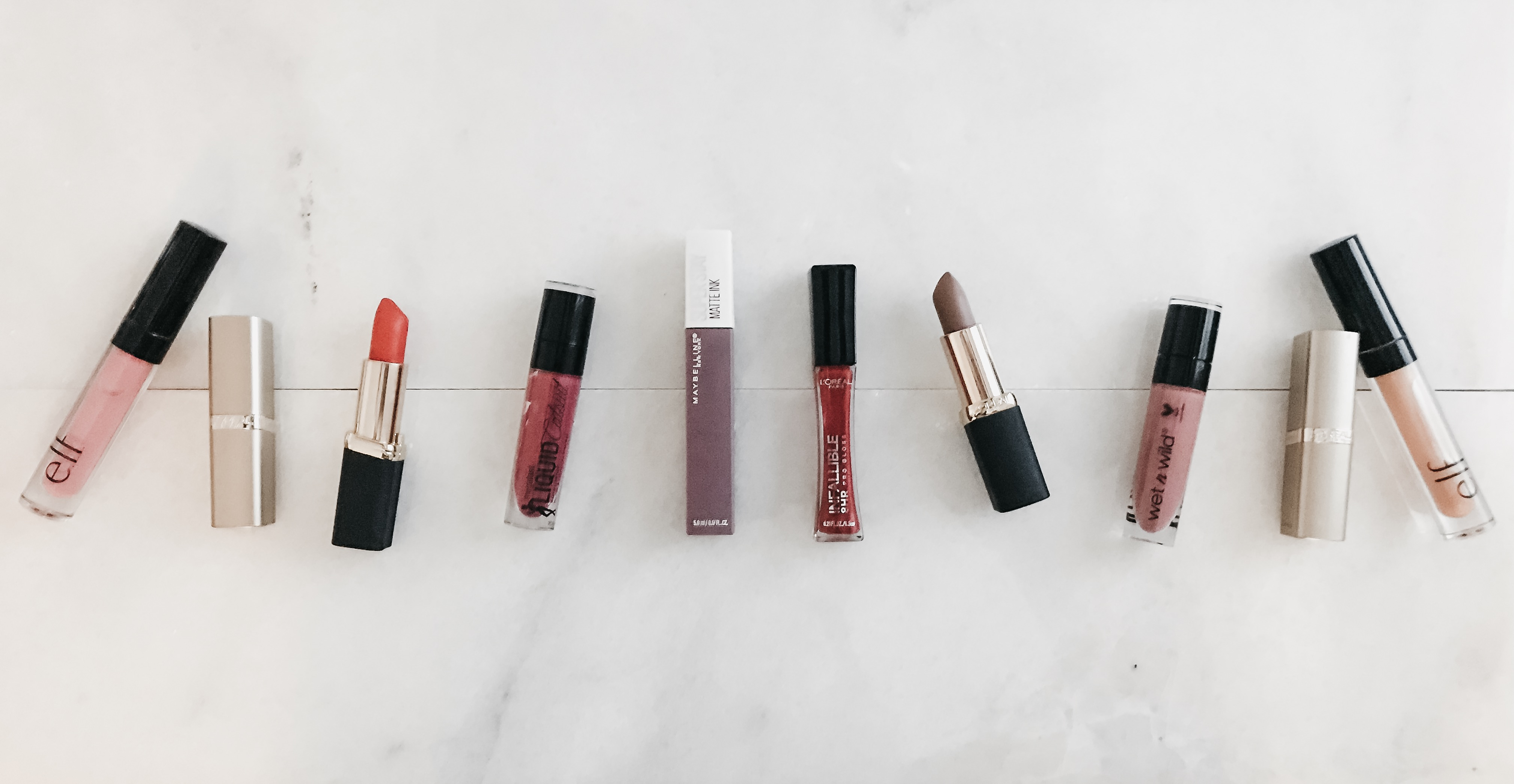 Drugstore Lipsticks 11