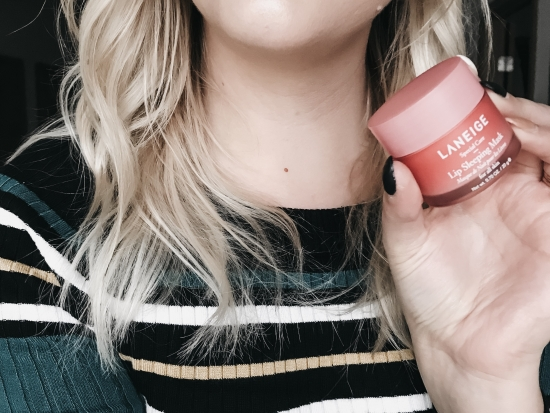 First Impressions of the Laneige Lip Sleeping Mask 4